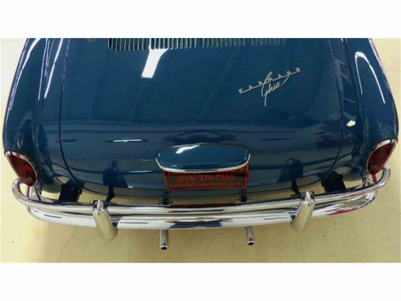 1966 Volkswagen Karmann Ghia For Sale Classiccars Com