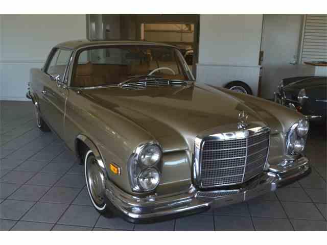 1971 Mercedes-Benz 280SE | 980488