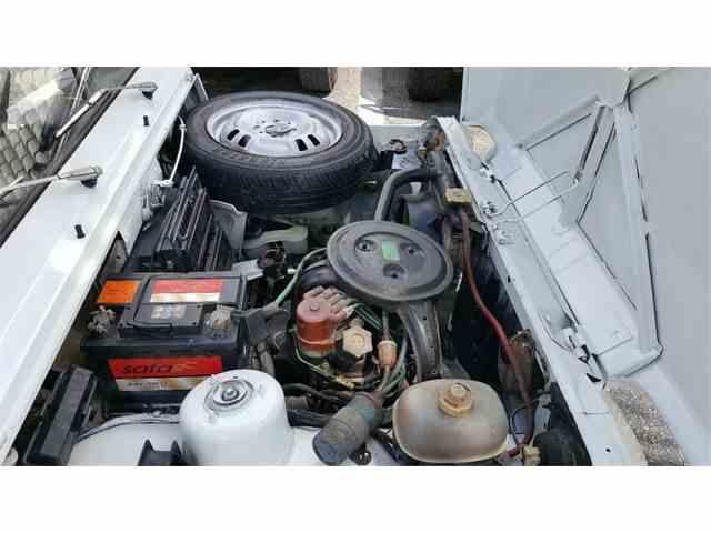 1977 Fiat 127 Fissore Scout   984881