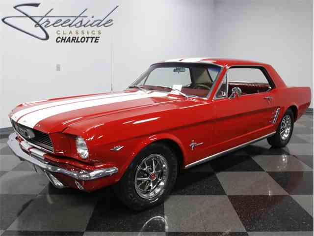 1966 Ford Mustang   984894