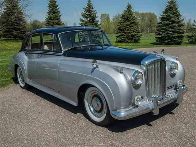 1956 Bentley 4 Door Sedan   984899