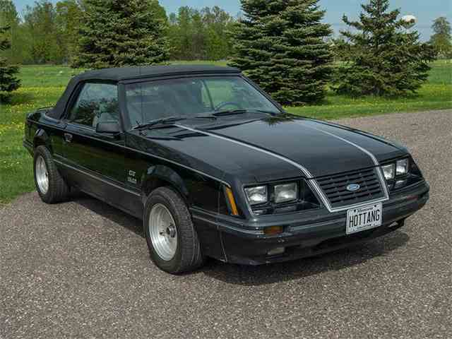 1984 Ford Mustang | 984900