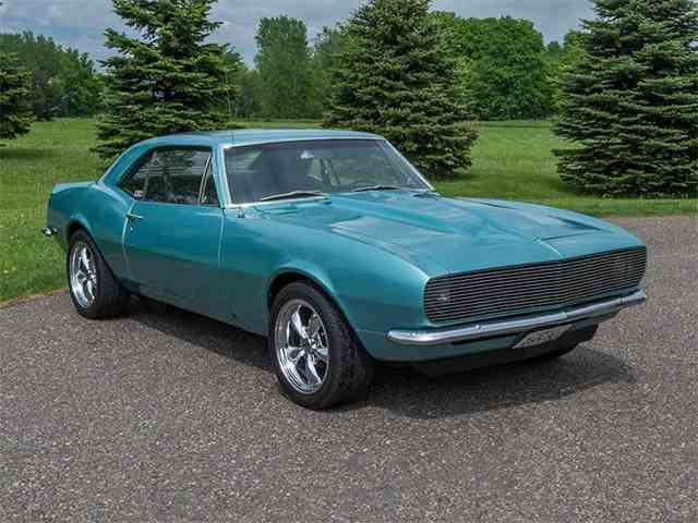 1967 Chevrolet Camaro | 984902