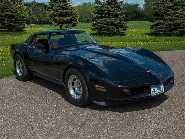 1982 Chevrolet Corvette | 984903