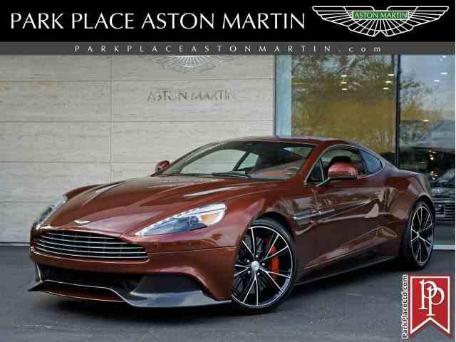 2014 Aston Martin Vanquish | 984905