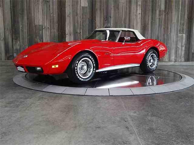 1974 Chevrolet Corvette | 984909
