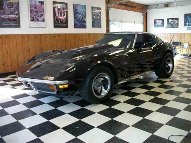 1972 Chevrolet Corvette | 984911