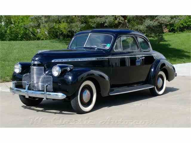 1940 Chevrolet Master Special Deluxe Coupe | 984916