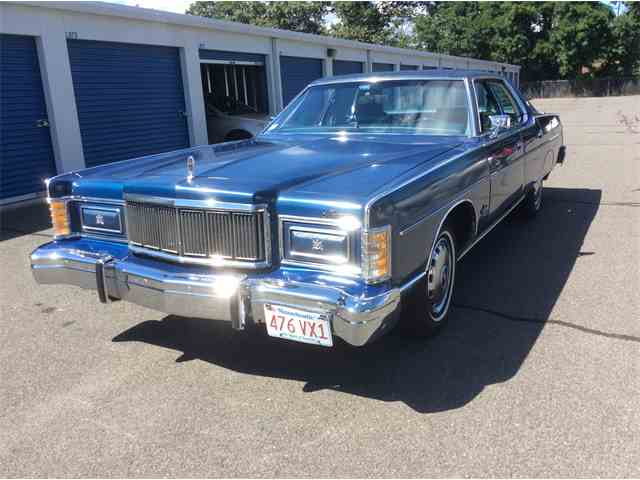 1975 Mercury Grand Marquis | 980492