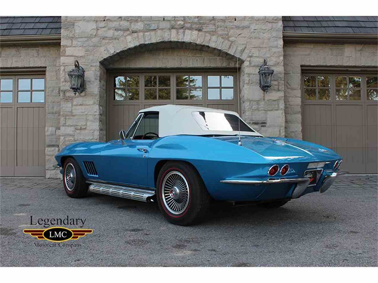 1967 chevrolet corvette for sale cc 984920