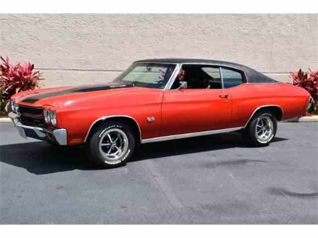 1970 Chevrolet Chevelle | 984922