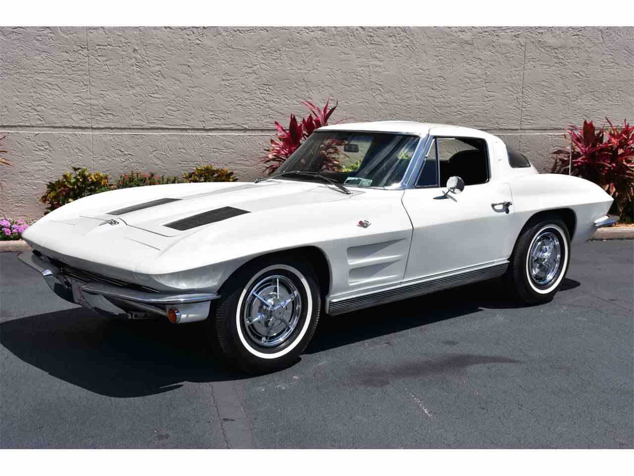 1963 Chevrolet Corvette - CC-984923
