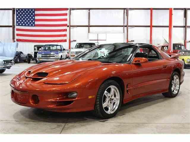 2002 Pontiac Firebird | 984929