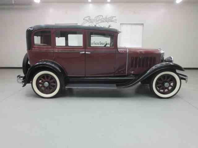 1930 Studebaker Erskine | 984930