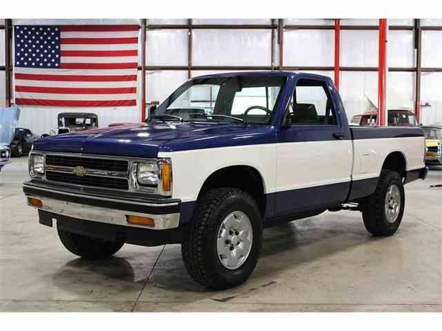 1991 Chevrolet S10 | 984934