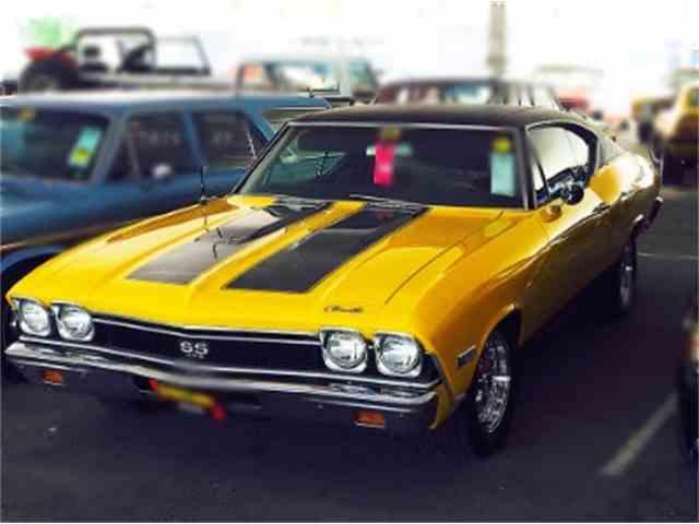 1968 Chevrolet Chevelle   984936