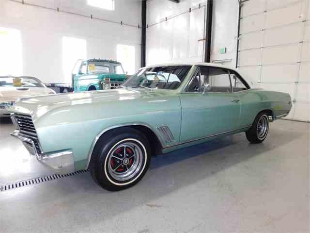 1967 Buick Skylark 8 | 984943