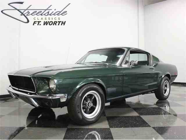 1968 Ford Mustang Bullitt Tribute | 984944