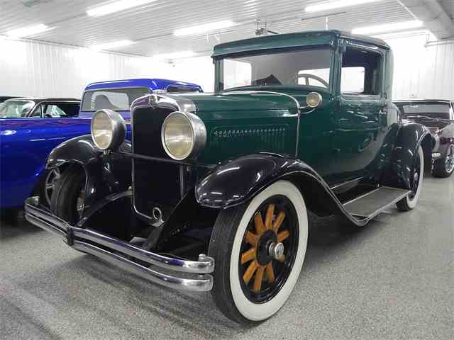 1929 Nash 425 | 984950