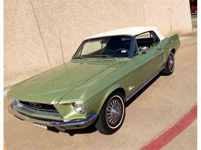 1968 Ford Mustang | 984953