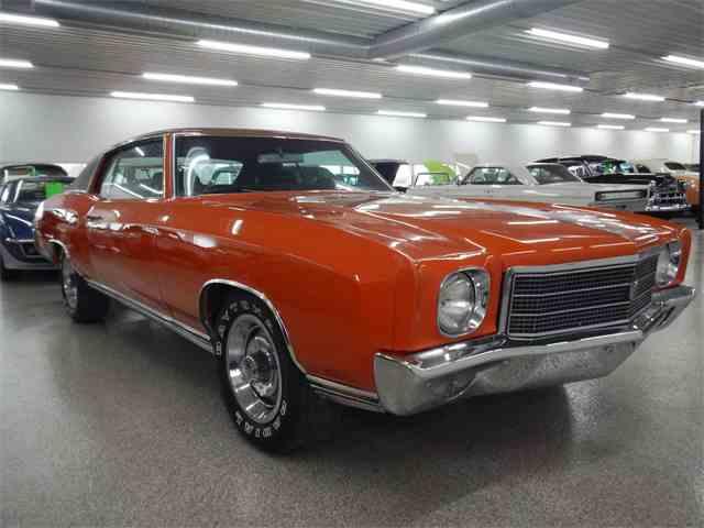 1970 Chevrolet Monte Carlo | 984954
