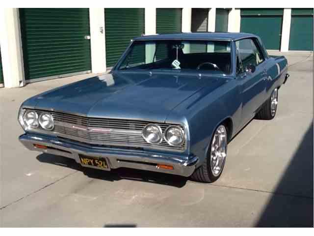 1965 Chevrolet Malibu | 984955