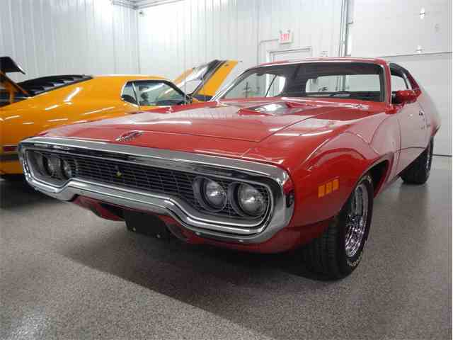 1971 Plymouth Road Runner | 984956
