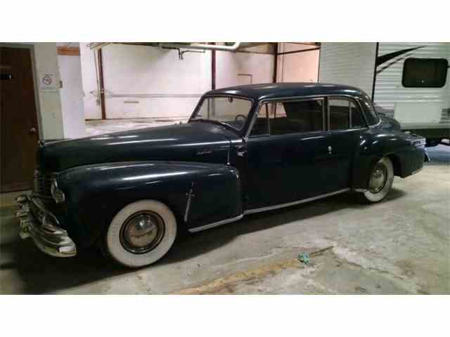 Picture of '48 Continental - L401