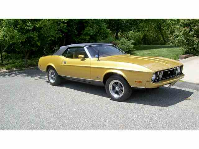 1973 Ford Mustang | 984962