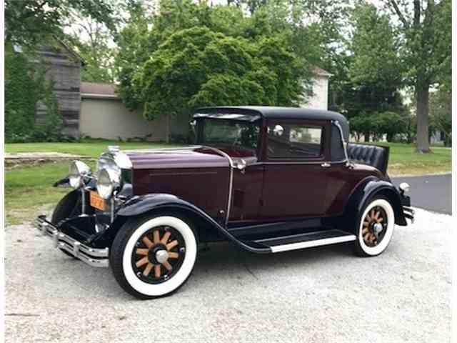 1931 Buick Model 66S | 984963