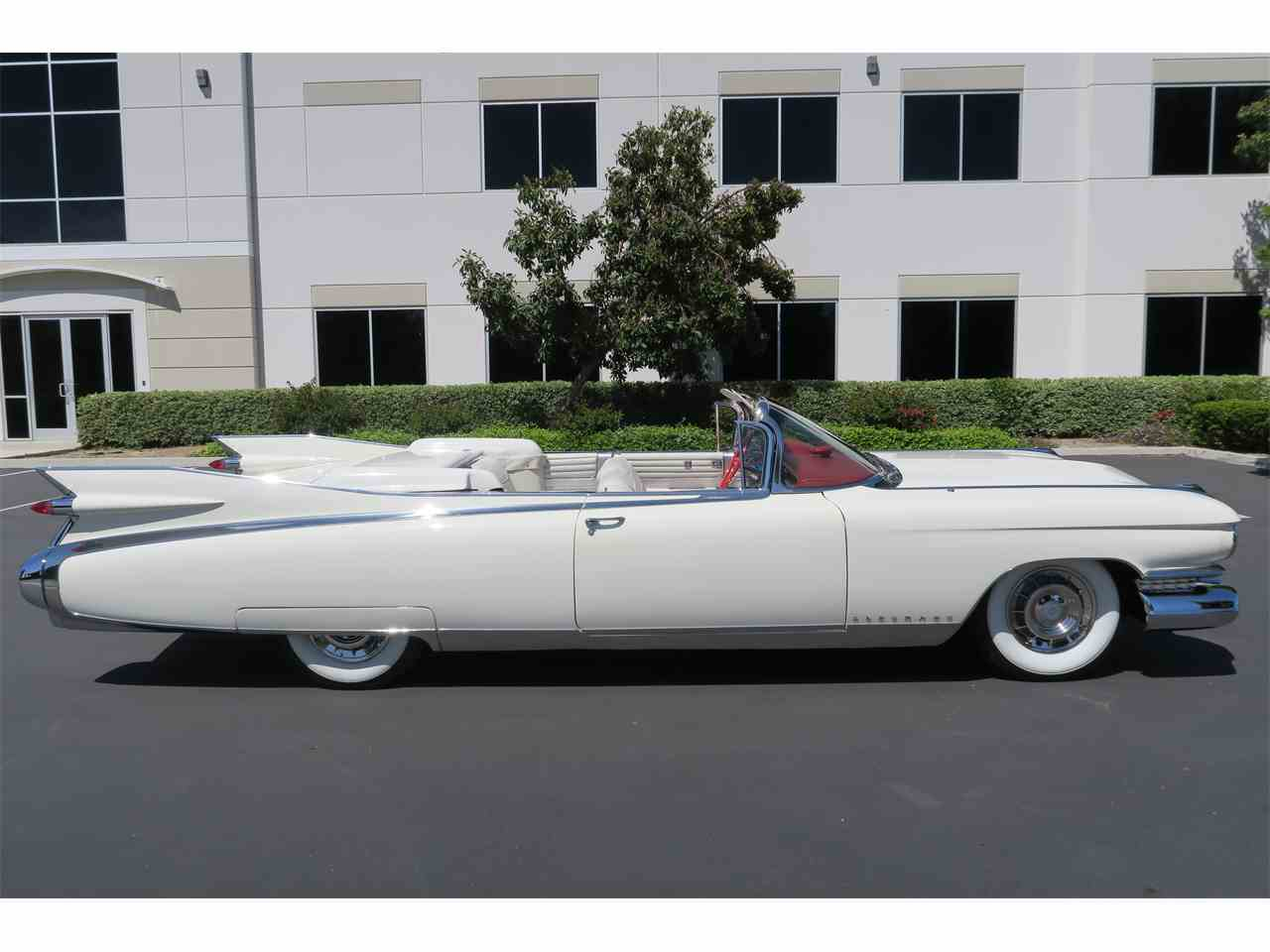 1959 cadillac eldorado biarritz for sale cc 984967. Black Bedroom Furniture Sets. Home Design Ideas