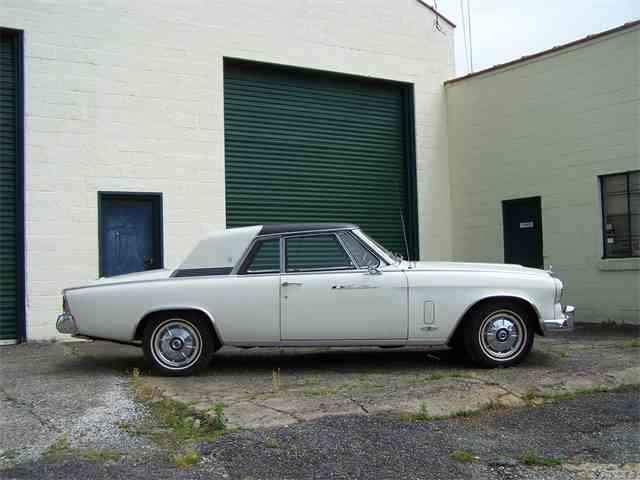1964 Studebaker Super Hawk | 984969