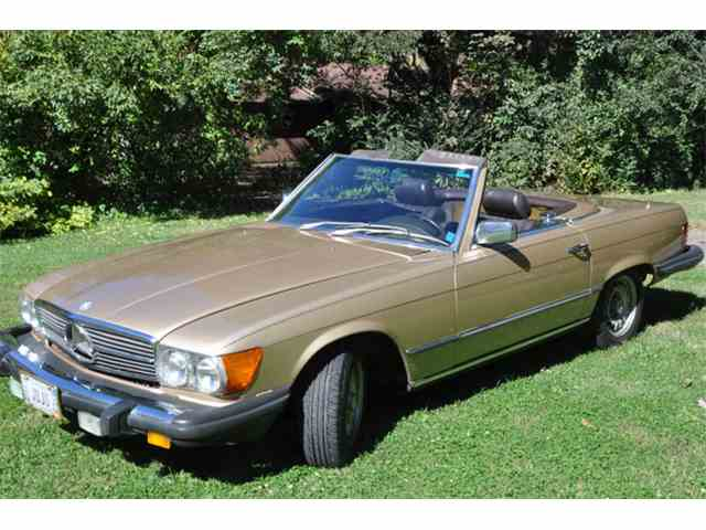 1982 Mercedes-Benz 380SL | 984970