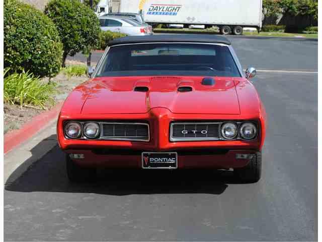1968 Pontiac GTO | 980498