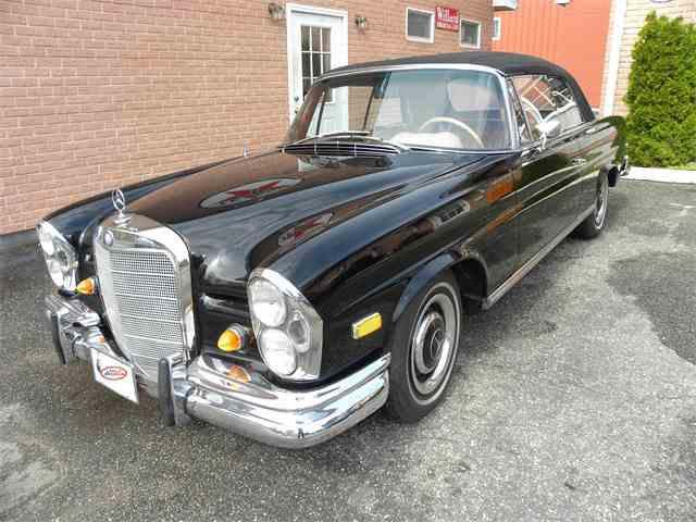 1967 Mercedes-Benz 250SE | 984982