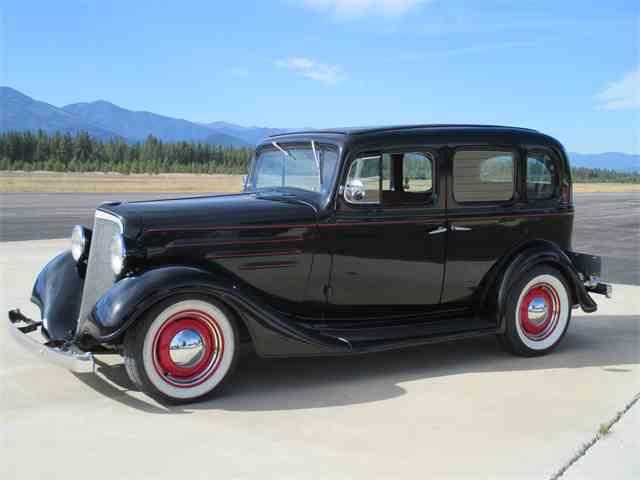 1935 Chevrolet 4-Dr Sedan | 984985