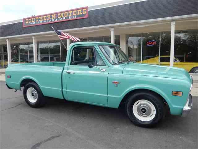1968 Chevrolet C/K 10 | 984989