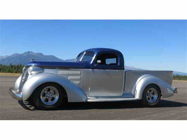1937 Studebaker Coupe Express | 984990