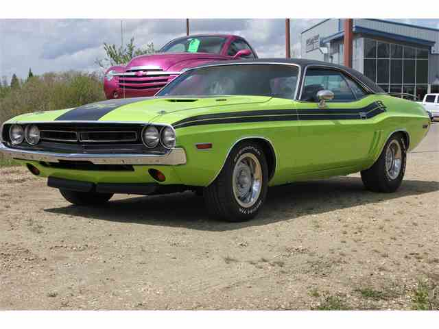 1971 Dodge Challenger R/T | 984992