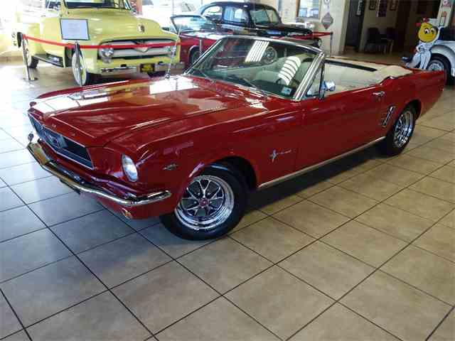 1966 Ford Mustang | 980005
