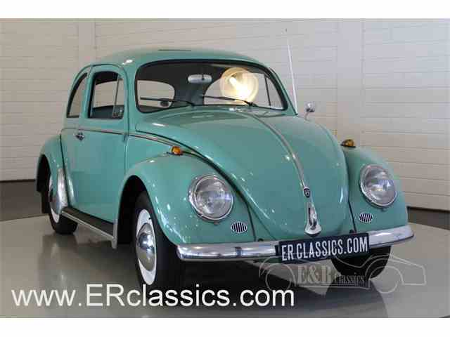 1961 Volkswagen Beetle | 985001