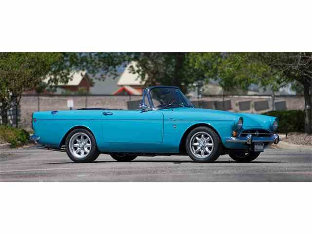 1966 Sunbeam Tiger | 985004