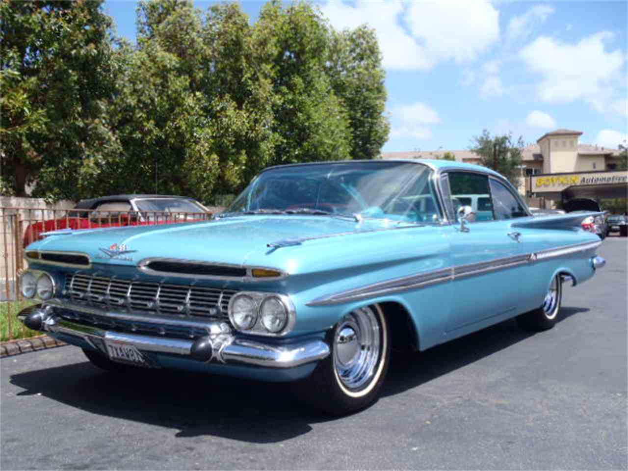 Listing All Cars >> 1959 Chevrolet Impala for Sale | ClassicCars.com | CC-985013