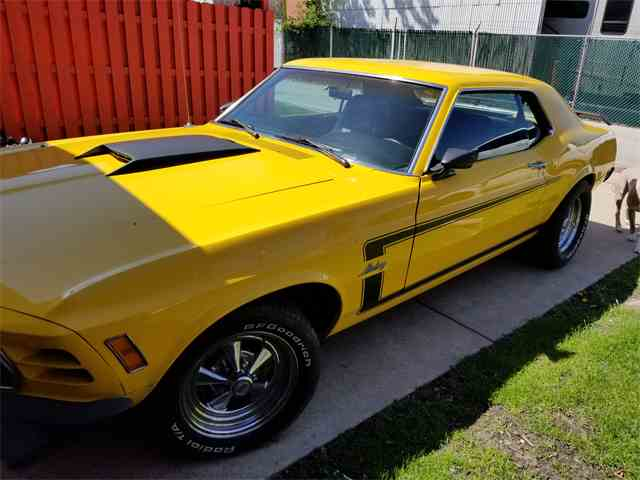 1970 Ford Mustang | 985014