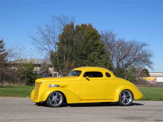 1938 Chevrolet 5-Window Coupe | 985015