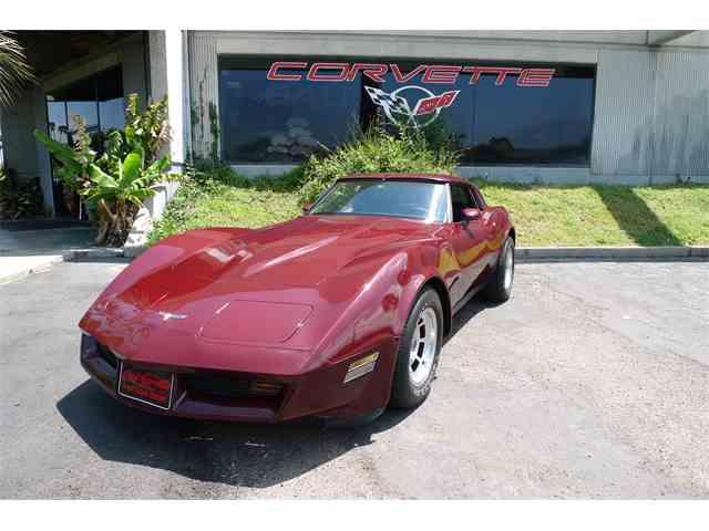 1981 Chevrolet Corvette | 985022