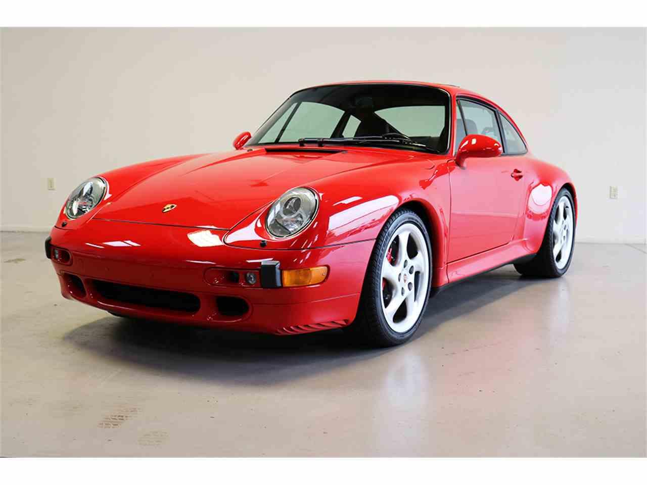 1996 Porsche 911 Carrera for Sale - CC-985023