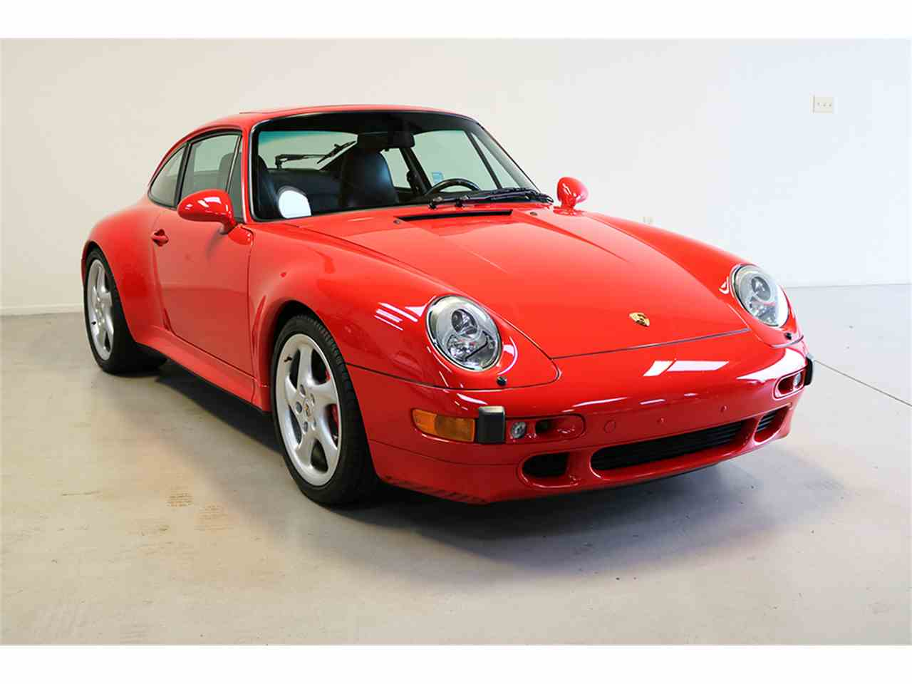 1996 porsche 911 carrera for sale cc 985023. Black Bedroom Furniture Sets. Home Design Ideas