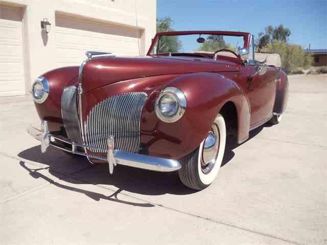 1940 Lincoln Continental | 985025