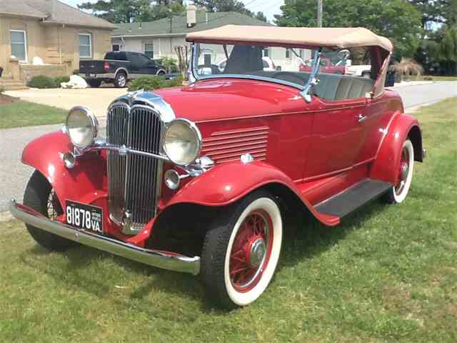 1932 Willys Overland Roadster | 985034